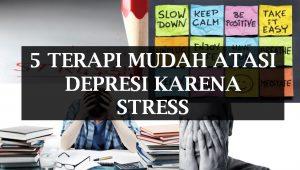 Terapi depresi di ciledug