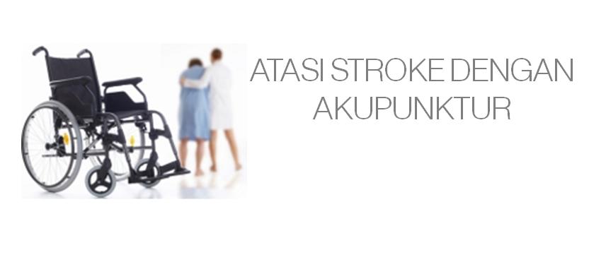 Akupuntur Untuk Stroke