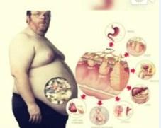 Cara alami mengecilkan perut buncit dengan aman