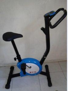 Manfaat sepeda statis untuk kesehatan