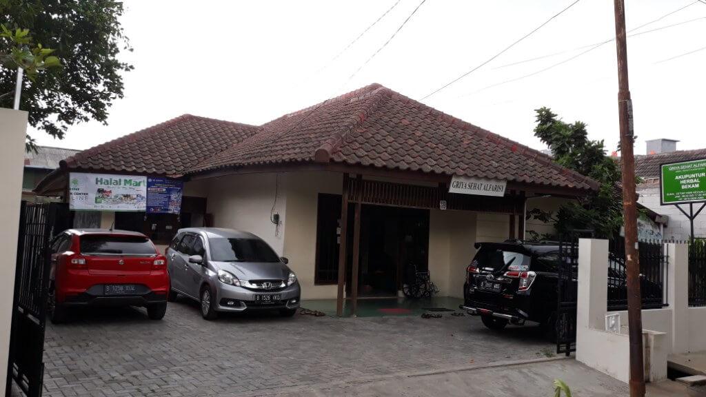 Klinik Tusuk Jarum di Cipanas Lebak